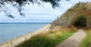 Chichester Harbour coastal walk